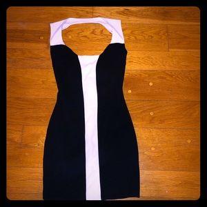 AQ Aqua dress sz 4 open back